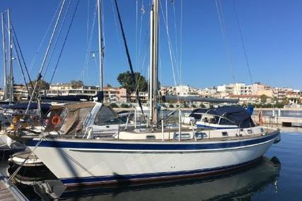 Hallberg-Rassy 42F for sale in Greece for €129,950 (£116,527)