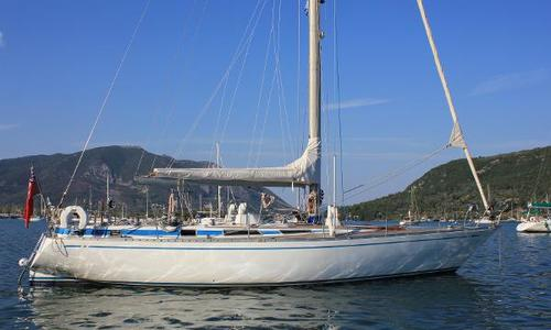 Image of Nautor's Swan 411 for sale in Greece for £83,500 Lefkas, Greece