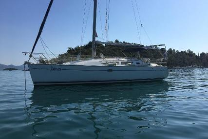Jeanneau Sun Odyssey 35 for sale in Greece for €54,000 (£48,422)