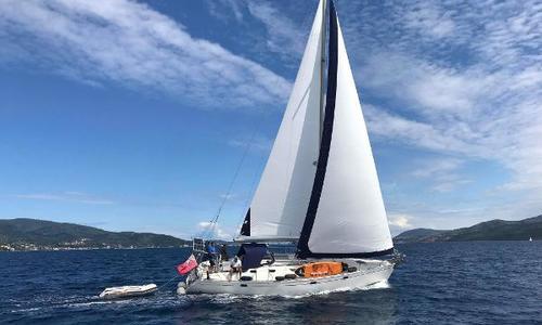Image of Jeanneau Sun Odyssey 42.2 for sale in Greece for £53,000 Lefkas, Greece