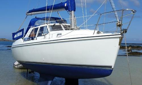 Image of Hunter Pilot 27 for sale in Guernsey and Alderney for £23,500 Beaucette Marina, Guernsey and Alderney
