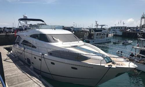 Image of Fairline Squadron 65 for sale in Jersey for €900,000 (£808,771) St. Helier, Jersey