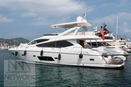 Sunseeker Manhattan 73 for sale in United Kingdom for £1,495,000