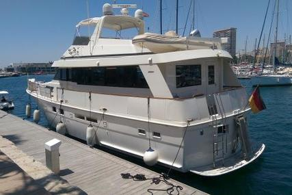 Hatteras 60 ED for sale in Spain for €285,000 (£257,585)