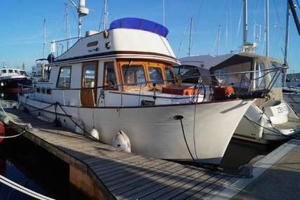 Chung Hwa Boats (CHB} CHB Puget Trawler 36 for sale in United Kingdom for £54,999