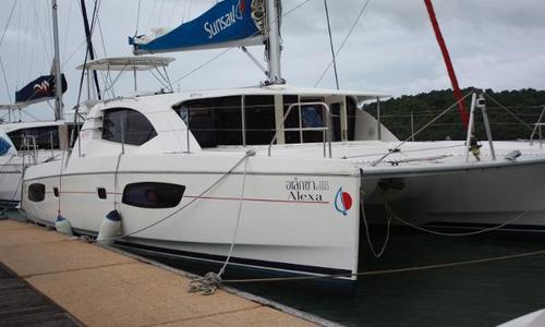 Image of Leopard 44 for sale in Thailand for €219,000 (£200,016) Ao Po Grand Marina, Thailand