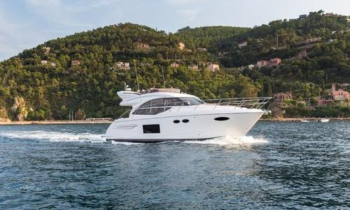 Image of Princess 49 for sale in Malta for £749,950 Marina Di Valletta, Malta