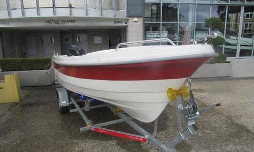 Image of Selva 480 for sale in United Kingdom for £7,950 Chertsey, United Kingdom