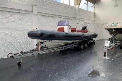 Brig Navigator 730 for sale in United Kingdom for £49,995
