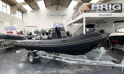 Image of Brig Navigator 610 for sale in United Kingdom for £39,995 Swanwick, United Kingdom