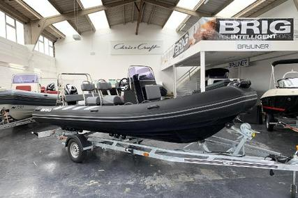 Brig Navigator 610 for sale in United Kingdom for £38,100
