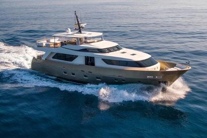 Sanlorenzo 92SD for sale in Spain for €3,250,000 (£2,862,654)