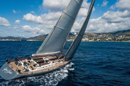 Nautor's Swan 82 for sale in Spain for €2,950,000 (£2,598,409)