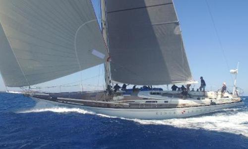 Image of Nautor's Swan Swan 65-020 sloop for sale in Spain for €520,000 (£458,025) Las Palmas de Gran Canaria, Spain