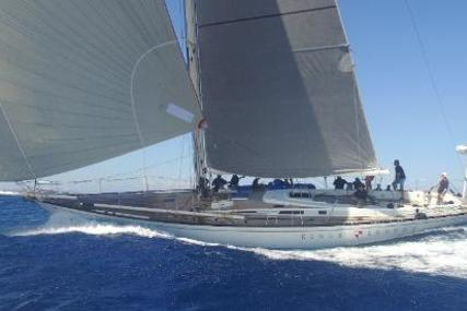 Nautor's Swan Swan 65-020 sloop for sale in Spain for €520,000 (£462,144)