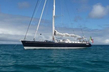 Nautor's Swan 75 FD for sale in Italy for €2,450,000 (£2,158,001)