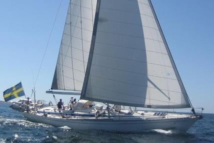 Nautor's Swan Swan 61-006 lifting keel for sale in Sweden for €190,000 (£168,258)