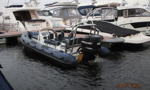 Image of Ribtec 585 RIB for sale in United Kingdom for £10,995 Balloch, United Kingdom