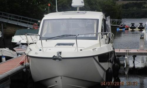 Image of Quicksilver 755 Weekender for sale in United Kingdom for £59,995 Alexandria, United Kingdom