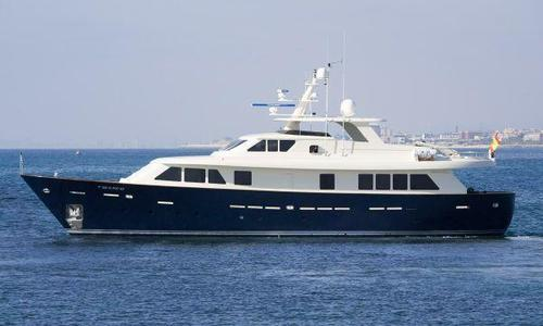Image of Benetti Sail Division 95 for sale in Spain for €2,250,000 (£1,979,188) Barcelona, Spain
