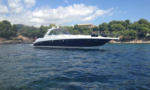 Image of Sea Ray 460 Sundancer for sale in Spain for £125,000 Calvia, Spain