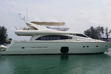 Ferretti 731 for sale in Greece for €1,499,000 (£1,332,219)