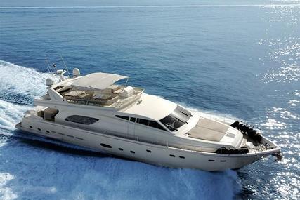 Ferretti 80 for sale in Spain for €749,000 (£665,665)