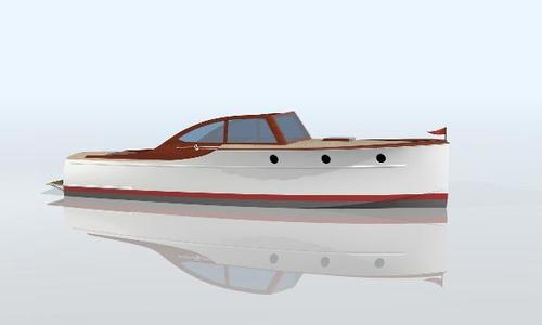 Image of judel/vrolijk & co Yachtwerft Lütje Elbe 28 Open for sale in Germany for €318,000 (£288,981) Hamburg, Germany
