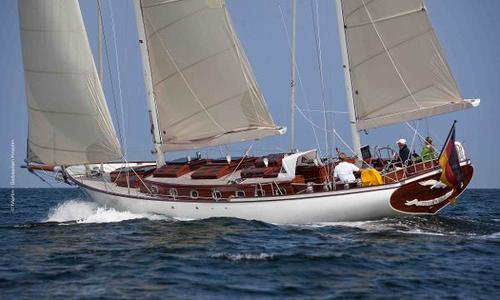 Image of Yachtwerft Martin Tioga 18 m for sale in Germany for €1,350,000 (£1,189,103) Germany