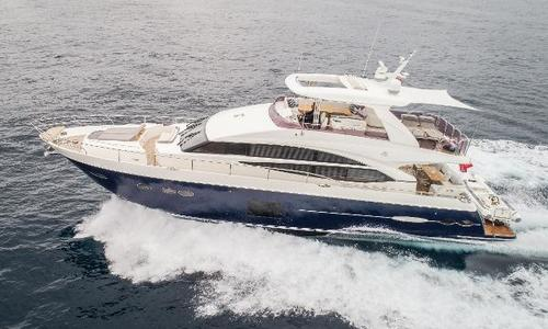 Image of Princess 72 for sale in Spain for £1,595,000 Mallorca, Spain