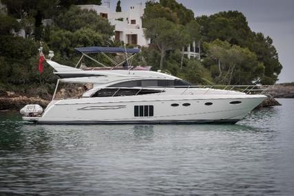 Princess 60 for sale in Spain for £820,000
