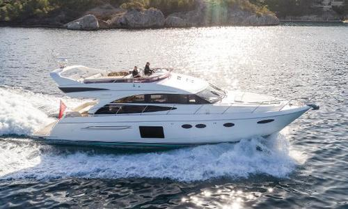 Image of Princess 60 for sale in Spain for £800,000 Mallorca, Spain