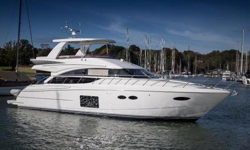 Image of Princess 56 for sale in United Kingdom for £849,000 Swanwick, United Kingdom