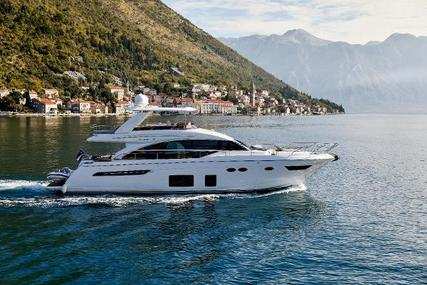 Princess 68 for sale in France for £1,850,000