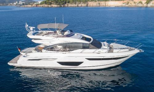 Image of Princess S60 for sale in Spain for €1,695,000 (£1,519,920) Mallorca, Spain