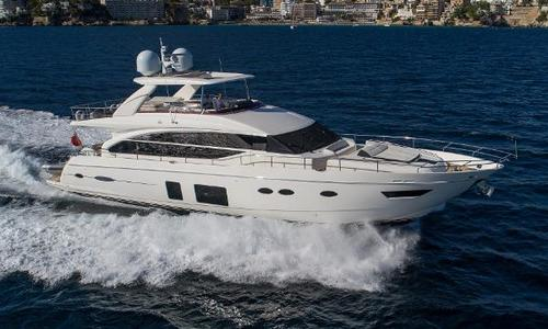 Image of Princess 82 for sale in Spain for £2,199,000 Mallorca, Spain