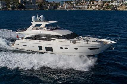 Princess 82 for sale in Spain for £2,199,000
