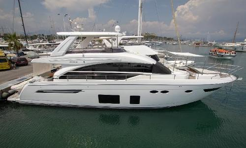 Image of Princess 68 for sale in France for £2,175,000 Antibes, France