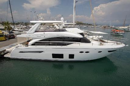 Princess 68 for sale in France for £2,175,000