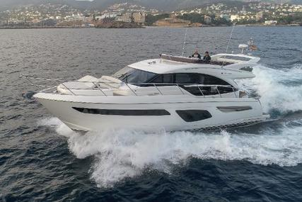 Princess F55 for sale in Spain for £1,375,000