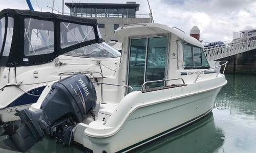 Image of Jeanneau Merry Fisher 625 HB for sale in Ireland for €19,450 (£17,412) Greystones, Ireland