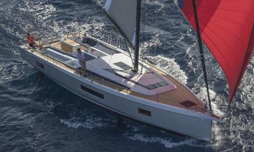 Image of Beneteau OCEANIS 51.1 for sale in Ireland for €399,000 (£359,401) ex factory France, Ireland