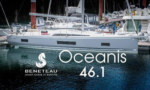 Image of Beneteau Oceanis 461 for sale in Ireland for €404,950 (£363,122) Greystones, Ireland