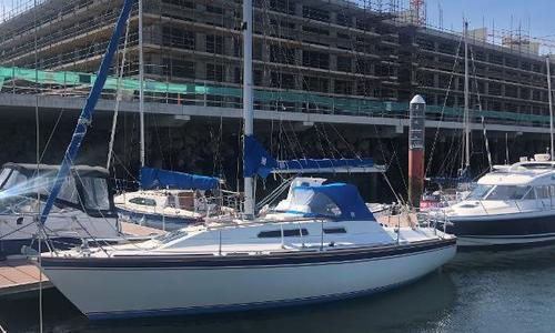 Image of Westerly Storm 33 for sale in Ireland for €29,950 (£26,609) Greystones, Ireland