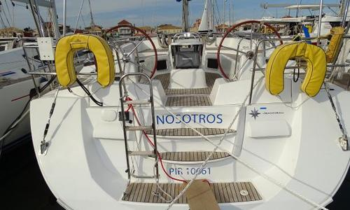 Image of Jeanneau Sun Odyssey 53 for sale in Greece for €159,000 (£142,476) Lefkas, Greece