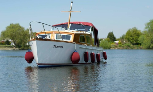 Image of Thames Cruiser for sale in United Kingdom for £39,950 Henley on Thames, United Kingdom