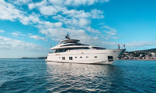 Image of Sanlorenzo 104 for sale in Spain for €5,400,000 (£4,863,244) Spain