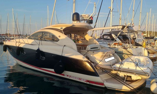 Image of Sunseeker Portofino 47 for sale in Croatia for €250,000 (£227,186) Croatia