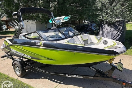 Scarab 195 Wake Edition for sale in United States of America for $42,900