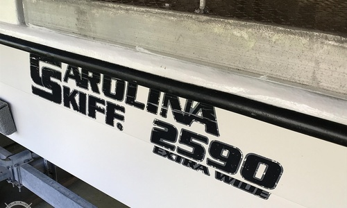 Image of Carolina Skiff 2590 Extra Wide for sale in United States of America for $38,900 (£30,117) Cut Off, Louisiana, United States of America